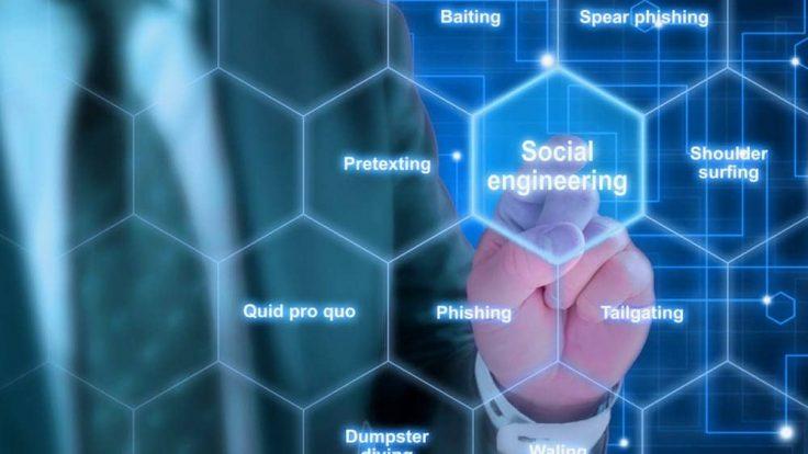 Sosyal Mühendislik
